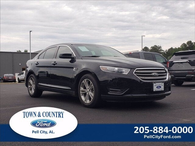 2018 ford taurus sel in pell city al birmingham ford taurus town country ford pell city. Black Bedroom Furniture Sets. Home Design Ideas